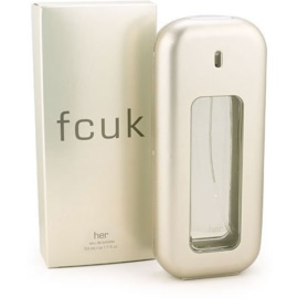 Fcuk Her туалетна вода для жінок 100 мл