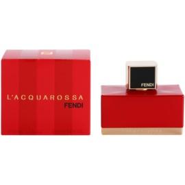 Fendi L'Acquarossa Parfumovaná voda pre ženy 50 ml