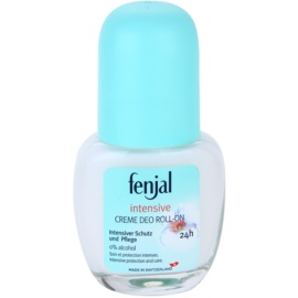 Fenjal Intensive krémový dezodorant roll-on 24/48h 50 ml