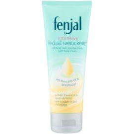 Fenjal Intensive schützende und pflegende Handcreme für die Hände Avocado Oil and Shea Butter 75 ml