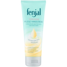 Fenjal Intensive Treatment Cream For Hands Avocado Oil and Shea Butter 75 ml