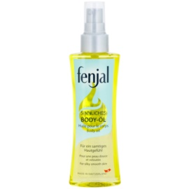 Fenjal Oil Care tělový olej ve spreji  150 ml