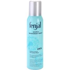 Fenjal Sensitive desodorizante em spray para pele sensível  150 ml