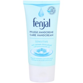 Fenjal Sensitive crema de manos premium   75 ml