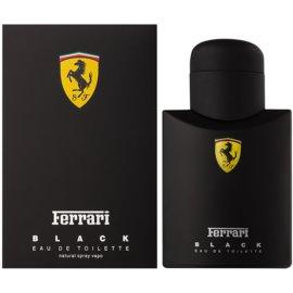 Ferrari Ferrari Black toaletní voda pro muže 75 ml