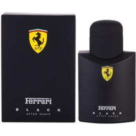 Ferrari Ferrari Black loción after shave para hombre 75 ml
