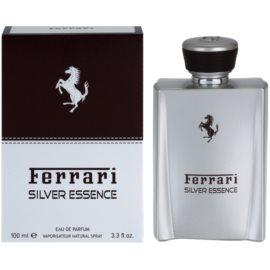 Ferrari Silver Essence parfémovaná voda pro muže 100 ml