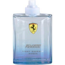 Ferrari Scuderia Ferrari Light Essence Acqua woda toaletowa tester unisex 125 ml