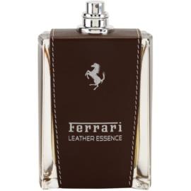 Ferrari Leather Essence Parfumovaná voda tester pre mužov 100 ml