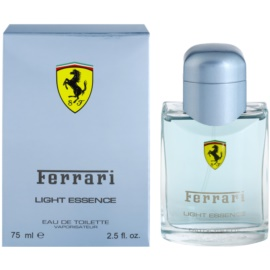 Ferrari Ferrari Light Essence Eau de Toilette voor Mannen 75 ml