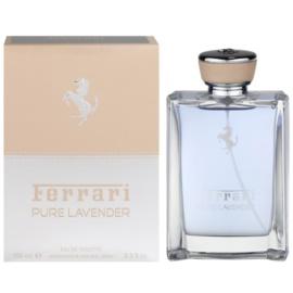 Ferrari Pure Lavender Eau de Toilette unissexo 100 ml