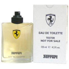 Ferrari Ferrari Red toaletní voda tester pro muže 125 ml