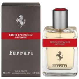 Ferrari Ferrari Red Power Intense Eau de Toilette für Herren 75 ml