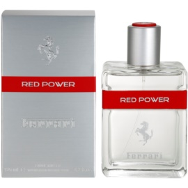 Ferrari Ferrari Red Power eau de toilette férfiaknak 125 ml