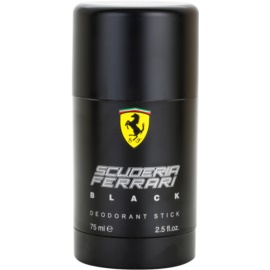 Ferrari Scuderia Ferrari Black Deo-Stick für Herren 75 ml