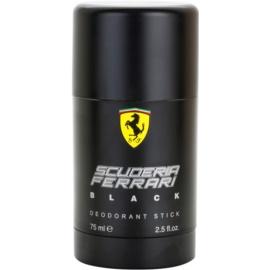Ferrari Scuderia Ferrari Black deostick pro muže 75 ml