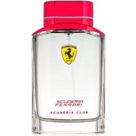 Ferrari Scuderia Club Eau de Toilette for Men 125 ml