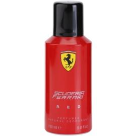 Ferrari Scuderia Ferrari Red dezodor férfiaknak 150 ml