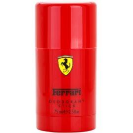 Ferrari Scuderia Ferrari Red stift dezodor férfiaknak 75 ml