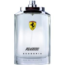 Ferrari Scuderia Ferrari eau de toilette teszter férfiaknak 125 ml