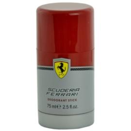Ferrari Scuderia Ferrari deodorante stick per uomo 75 ml