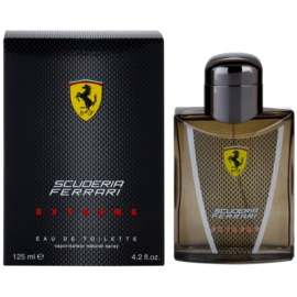 Ferrari Scuderia Ferrari Extreme Eau de Toilette für Herren 125 ml