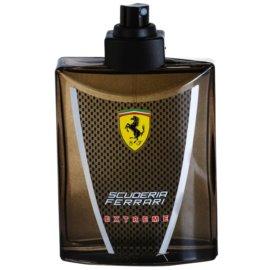 Ferrari Scuderia Ferrari Extreme тоалетна вода тестер за мъже 125 мл.