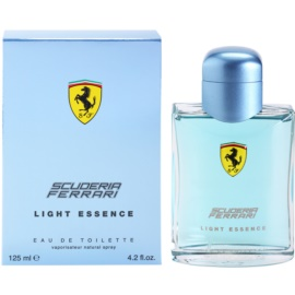 Ferrari Scuderia Light Essence toaletna voda za moške 125 ml