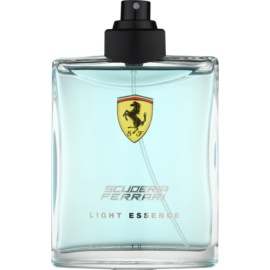 Ferrari Scuderia Light Essence eau de toilette teszter férfiaknak 125 ml
