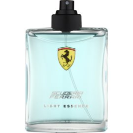 Ferrari Scuderia Light Essence туалетна вода тестер для чоловіків 125 мл