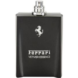 Ferrari Vetiver Essence Parfumovaná voda tester pre mužov 100 ml
