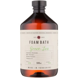 Fikkerts Fruits of Nature Green Tea Bath Foam  500 ml