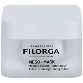 Filorga Medi-Cosmetique Meso maska s protivráskovým účinkem pro rozjasnění pleti Meso-Mask  50 ml