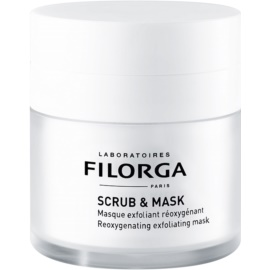 Filorga Medi-Cosmetique Scrub&Mask máscara esfoliante oxidante para renovação de células cutâneas  55 ml