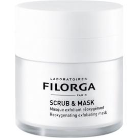 Filorga Medi-Cosmetique Scrub&Mask Sauerstoff spendende Peeling-Maske  für die Erneuerung der Hautzellen  55 ml
