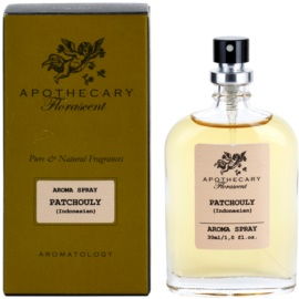 Florascent Woody Note Patchouli parfémovaný olej unisex 30 ml