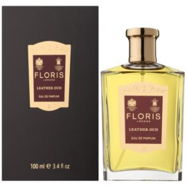 Floris Leather Oud Eau de Parfum unisex 100 ml