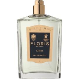 Floris Limes woda toaletowa tester unisex 100 ml