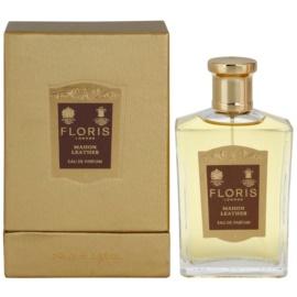 Floris Mahon Leather Parfumovaná voda pre mužov 100 ml