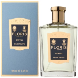 Floris Santal Eau de Toilette für Herren 100 ml
