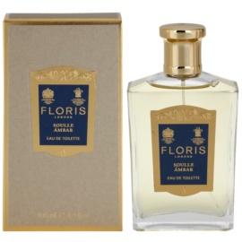 Floris Soulle Ambar Eau de Toilette para mulheres 100 ml