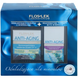 FlosLek Laboratorium Anti-Aging Mineral Therapy Kosmetik-Set  I.