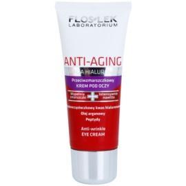FlosLek Laboratorium Anti-Aging Hyaluronic Therapy Regenerating Eye Cream With Smoothing Effect  30 ml