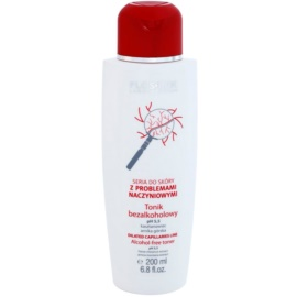 FlosLek Laboratorium Dilated Capillaries lotion tonique visage sans alcool pH 5,5 200 ml