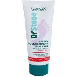 FlosLek Laboratorium Foot Therapy balzám na unavené nohy  100 ml