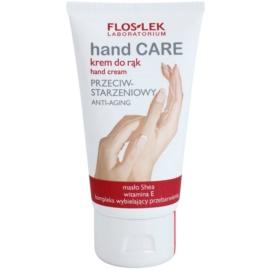 FlosLek Laboratorium Hand Care Anti-Aginig krém na ruce proti příznakům stárnutí  75 ml