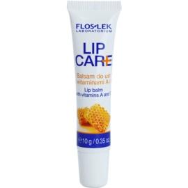 FlosLek Laboratorium Lip Care balzám na rty s vitamínem A a E  10 g