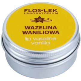 FlosLek Laboratorium Lip Care Vanilla vazelína na rty  15 g