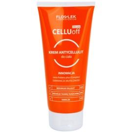 FlosLek Laboratorium Slim Line Celluoff intenzivní krém proti celulitidě  200 ml