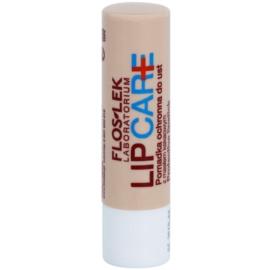 FlosLek Laboratorium Lip Care SOS bálsamo protector labial  con manteca de cacao (7 Hours Protect)
